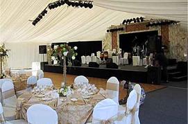 classic wedding tents